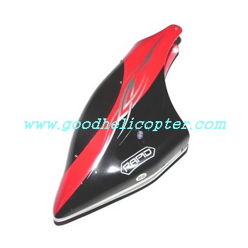 sh-8830 helicopter parts head cover (red color)