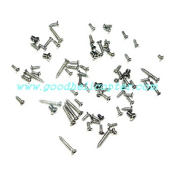 sh-8830 helicopter parts screw pack (used to replace all spare parts of sh-8830 helicopter)