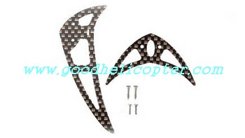 Shuangma-9100 helicopter parts tail decoration set