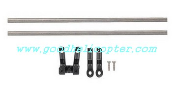Shuangma-9100 helicopter parts tail support pipe