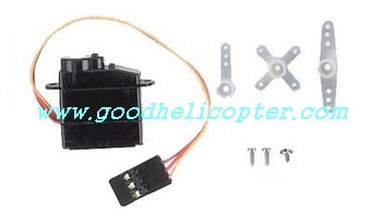 Shuangma-9100 helicopter parts SERVO set
