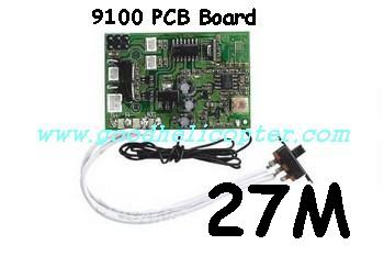 Shuangma-9100 helicopter parts pcb board (27M)