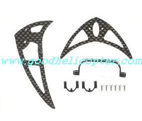 shuangma-9101 helicopter parts tail decoration set
