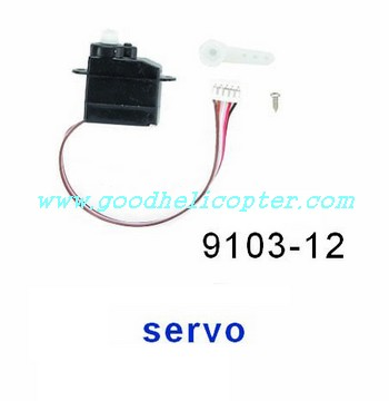 shuangma-9103 helicopter parts SERVO set