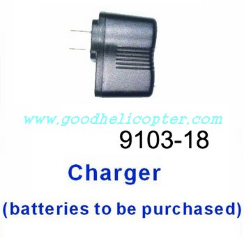 shuangma-9103 helicopter parts charger