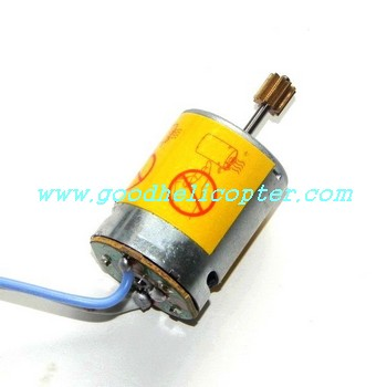 double-horse-9115 helicopter parts main motor B with long shaft