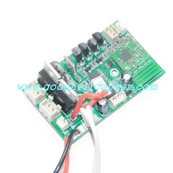 double-horse-9115 helicopter parts pcb board