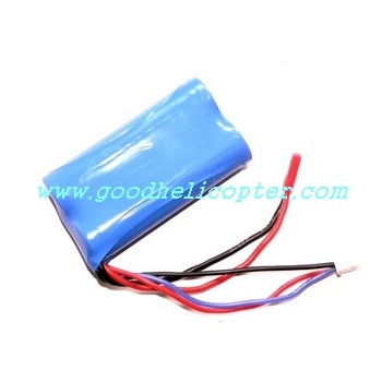 double-horse-9115 helicopter parts battery 7.4V 1500mAh