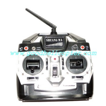 shuangma-9115 helicopter parts transmitter