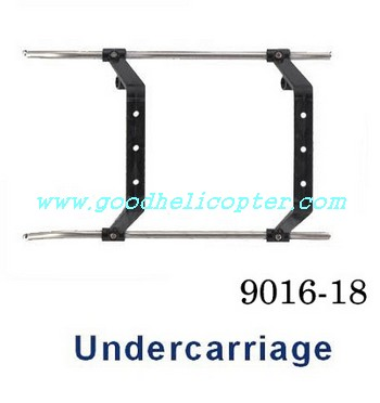 shuangma-9116 helicopter parts undercarriage