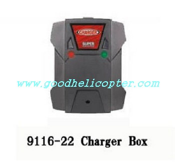 shuangma-9116 helicopter parts balance charger box