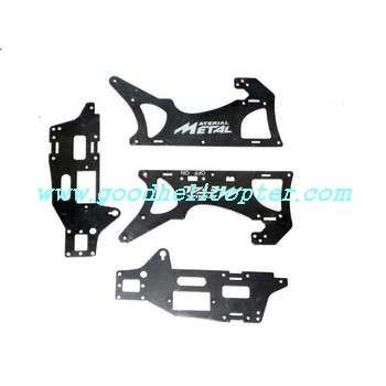 shuangma-9117 helicopter parts metal frame set 4pcs
