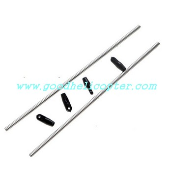 shuangma-9117 helicopter parts tail support pipe