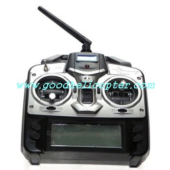 shuangma-9117 helicopter parts transmitter