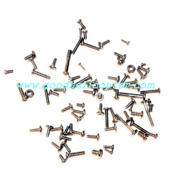 shuangma-9117 helicopter parts screw pack (used to replace all spare parts of shuangma 9117 helicopter)