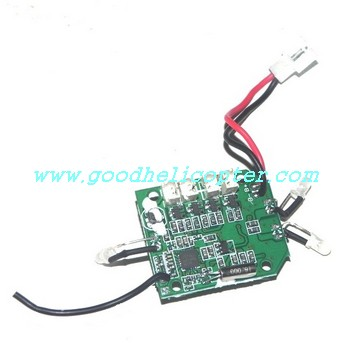double-horse-9128 quad copter parts pcb board