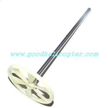 subotech-s902-s903 helicopter parts upper main gear B with hollow pipe