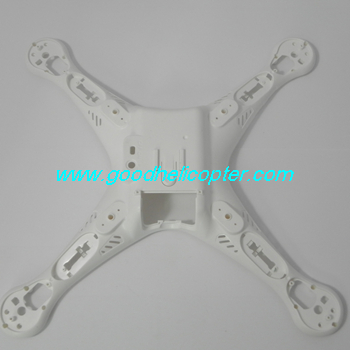 SYMA-X8HC-X8HW-X8HG Quad Copter parts Lower body cover (white color)