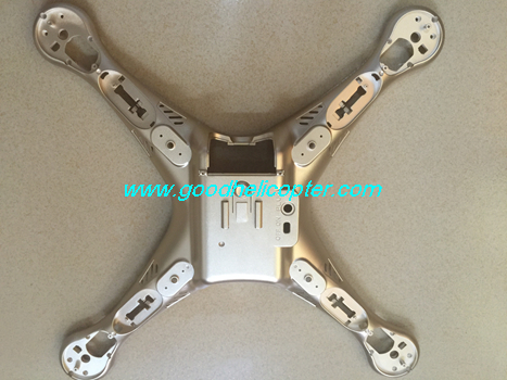 SYMA-X8HC-X8HW-X8HG Quad Copter parts Lower body cover (golden color)