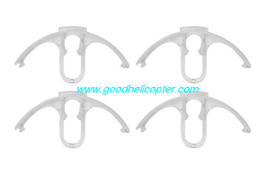 SYMA-X8HC-X8HW-X8HG Quad Copter parts Decoration set (white color)