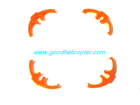 SYMA-X8HC-X8HW-X8HG Quad Copter parts Decoration set (orange color)