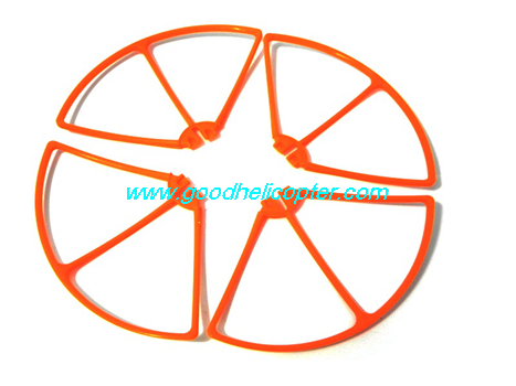 SYMA-X8HC-X8HW-X8HG Quad Copter parts Protection Cover (orange color)
