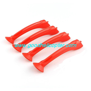 SYMA-X8HC-X8HW-X8HG Quad Copter parts Undercarriage (red color)