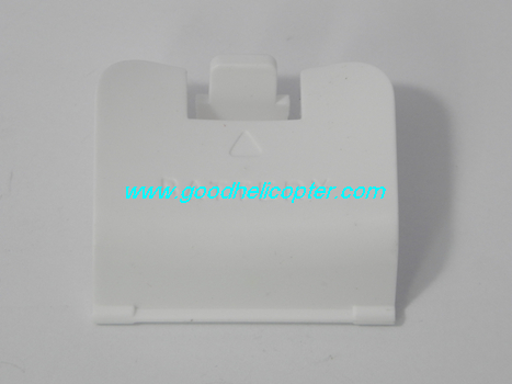 SYMA-X8HC-X8HW-X8HG Quad Copter parts Fixed cover for battery case (white color)