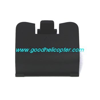 SYMA-X8HC-X8HW-X8HG Quad Copter parts Fixed cover for battery case (black color)