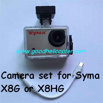 SYMA-X8HC-X8HW-X8HG Quad Copter parts X8G and X8HG Camera set + TF card