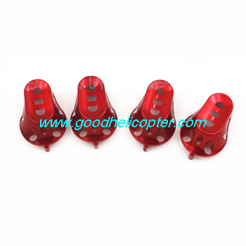 SYMA-X8HC-X8HW-X8HG Quad Copter parts Motor cover (red color)