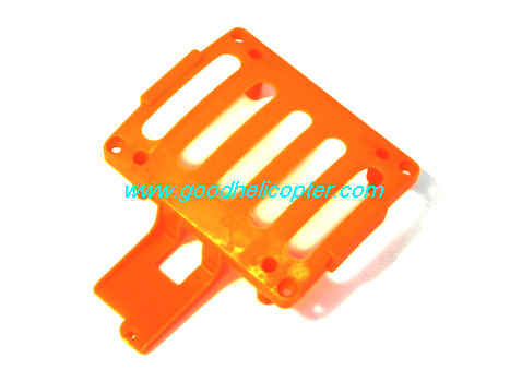 SYMA-X8HC-X8HW-X8HG Quad Copter parts Plastic fixed set for pcb board (orange color)