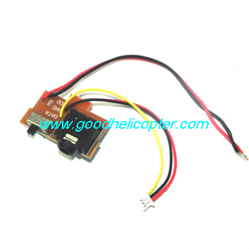 SYMA-X6 Quad Copter parts ON/off wire board