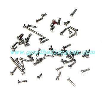 SYMA-S31-2.4G helicopter parts screw pack (used to replace all spare parts of Syma S31 helicopter)