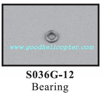 SYMA-S036-S036G helicopter parts small bearing