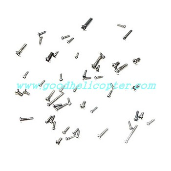 SYMA-S036-S036G helicopter parts screw pack (used to replace all spare parts of Syma S036 S036G helicopter)