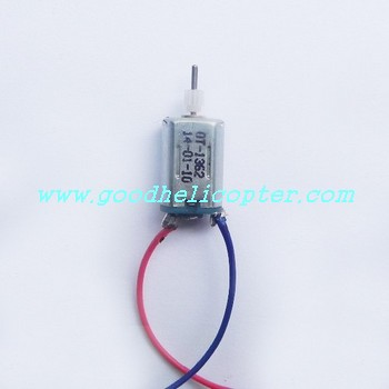 SYMA-S107N helicopter parts main motor with short shaft