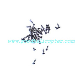 SYMA-S107N helicopter parts screw pack (used to replace all spare parts of Syma S107N helicopter)