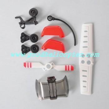 SYMA-S111-S111G-S111I helicopter parts decoration set