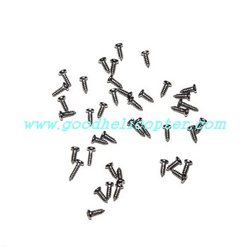 SYMA-S111-S111G-S111I helicopter parts screw pack (used to replace all spare parts of Syma S111 S111G S111I helicopter)