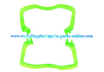 SYMA-X5-X5A-X5C Quad Copter parts undercarriage [Green]