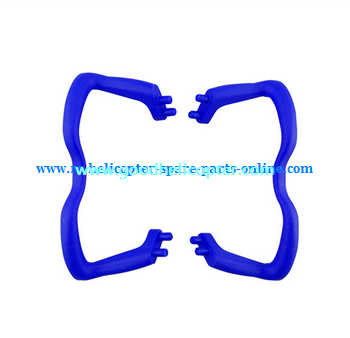 SYMA-X5-X5A-X5C Quad Copter parts undercarriage [Blue]