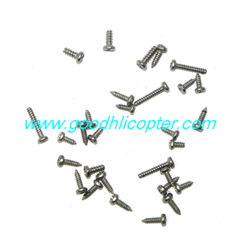 SYMA-X5S-X5SC-X5SW Quad Copter parts Screw pack (used to replace all spare parts of SYMA X5S or X5SC OR X5SW quad copter)