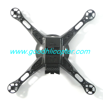 JJRC Wltoys V686 V686G V686K V686J V686L V686M DV686 DV686G quadcopter parts Lower body cover (black)