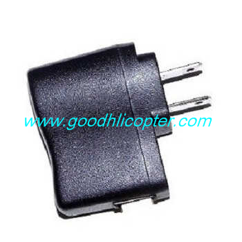 Wltoys JJRC V686 V686G V686K V686J V686L V686M DV686 DV686G quadcopter parts 110V-240V AC Adapter for USB charging cable