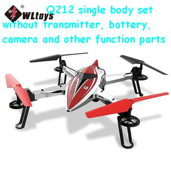 Wltoys Q212 Body set without transmitter,battery,transmitter,charger and other function parts
