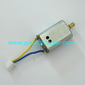 Wltoys Q303 Q303A Q303B Q303C quadcopter parts Main motor (yellow-blue wire)
