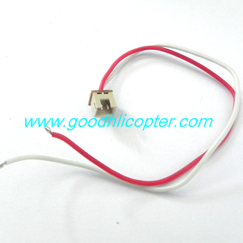 Wltoys Q303 Q303A Q303B Q303C quadcopter parts Connect wire plug for motor