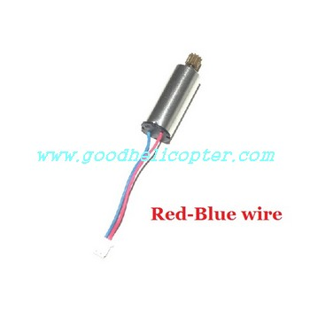 wltoys-v989 quad copterMain motor (Red-Blue wire)