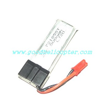 wltoys-v959 quad copter battery (3.7V 500mAh)